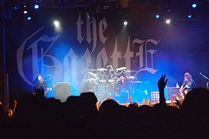 The Gazette (band) - The Gazette performing at PlayStation Theater on April 29, 2016.