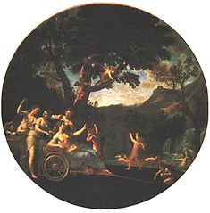 The Bath of Venus