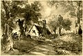 The Cottage in the Lane by John Constable 1827.jpg
