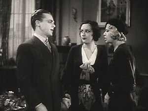 The Crowd Roars (1932 film) - James Cagney, Ann Dvorak and Joan Blondell