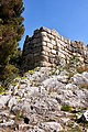 The Cyclopean masonry of the fortification wall of the citadel of Mycenae.jpg