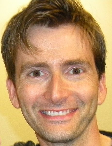 File:The Doctor and I! (3758956651) (cropped to Tennant face).jpg