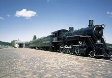The Grand Canyon excursion railroad, Williams, Arizona LCCN2011632012.tif