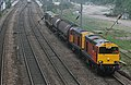 The Harry Needle Railroad Company, off to West Ruislip with veteran Class 20s. - panoramio.jpg