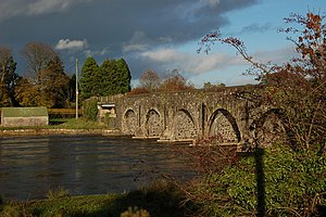 Kilrea - Bann Bridge at Kilrea