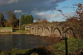 Kilrea - Bann Bridge at Kilrea
