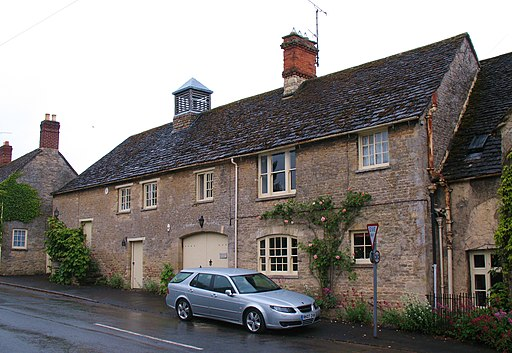 The Malthouse, Coln St Aldwyns - geograph.org.uk - 1898200