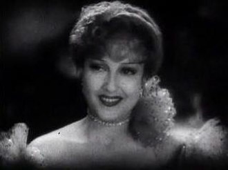 Jeanette MacDonald - From the trailer for The Merry Widow (1934)