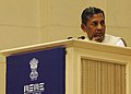 The Minister of State (Independent Charge) for Micro, Small & Medium Enterprises, Shri K.H. Muniyappa addressing at the MSMEs National Awards Presentation function, in New Delhi on April 03, 2013.jpg