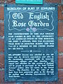 The Old English Rose Garden - geograph.org.uk - 294377.jpg