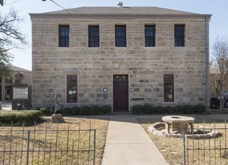 Old Jail Art Center Art and regional history museum in Albany, Texas
