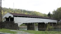 The Philippi Covered Bridge across the Tygart Valley River in Philippi, West Virginia LCCN2015631683.tif
