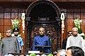 The President, Shri Ram Nath Kovind attending the 'Vajramahothsava' - Diamond Jubilee Celebrations of Completion of 60 Years of 'Vidhana Soudha', at Karnataka Legislative Assembly - Session Hall, in Bangalore, Karnataka (1).jpg