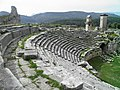 The Roman theatre, built in the mid-2nd century AD, Xanthos, Lycia, Turkey (8814520603).jpg