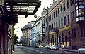 The Szeged National Theatre and the old Hotel Hungaria, September 1979.jpg