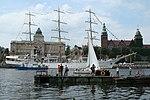 The Tall Ships Races 2007 - pontonowy taras widokowy (1283837355).jpg