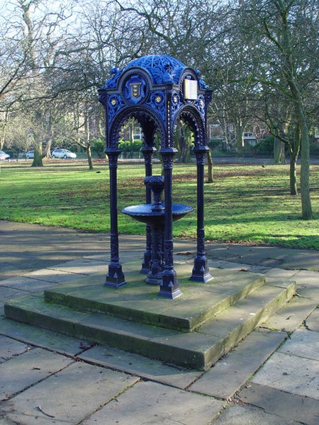 File:The Victorian Drinking Fountain, Pearson Park, Hull - geograph.org.uk - 718431.jpg