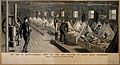 The War in Egypt; bringing the wounded home on board H.M.S. Wellcome V0015353.jpg