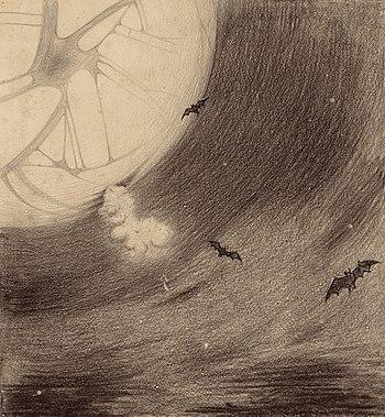 The War of the Worlds by Henrique Alvim Corrêa, orginal graphic 02