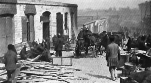 The aftermath in the tatar quarter of baku march days 1918.png
