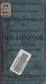 The elementary spelling book; being an improvement on the American spelling book (IA elementaryspelli00webs 1).pdf