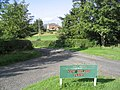 The entrance to New Belses Farm - geograph.org.uk - 246261.jpg