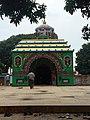 The front gate(Singha Dwara) of the Paramahansa Temple.jpg