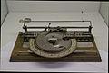 The new World Typewriter in Rupriikki Media Museum.JPG