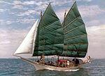 The original Naga Pelangi, bedar, off Singapore, 1981.jpg