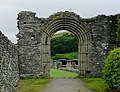 The west doorway to Strata Florida Abbey, Ceredigion - geograph.org.uk - 2005702.jpg
