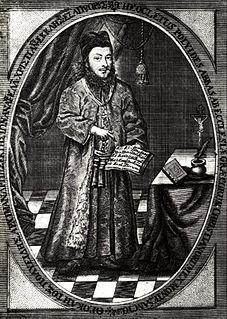 Theoklitos Polyeidis Greek cleric and scholar