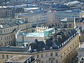 Thermae Spa from Bath Abbey Tower.jpg