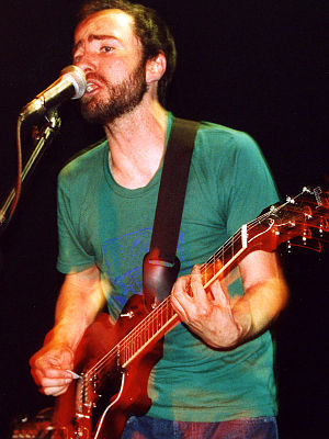 James Mercer (musician) - James Mercer 2004