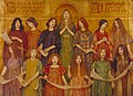 Thomas Cooper Gotch - Alleluia - Google Art Project.jpg
