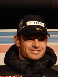Thomas Grandi Canadian alpine skier
