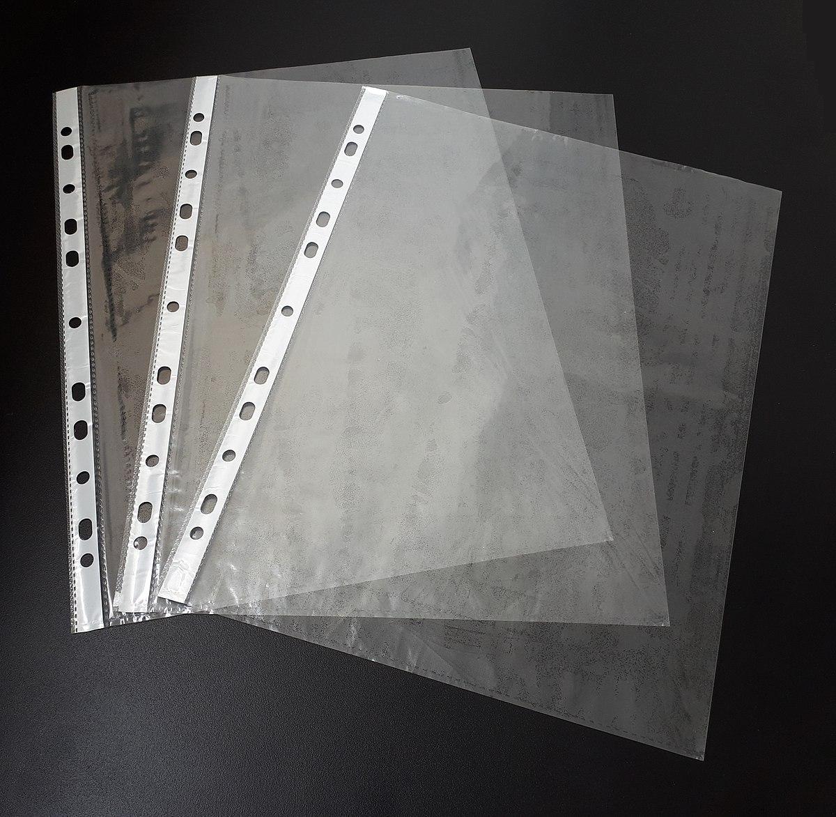 Ring Binder Sheets