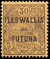 Timbre Wallis et Futuna 1920 - 30 centimes.jpg