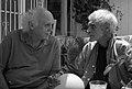 Timothy Leary with Ram Dass (Richard Alpert).jpg