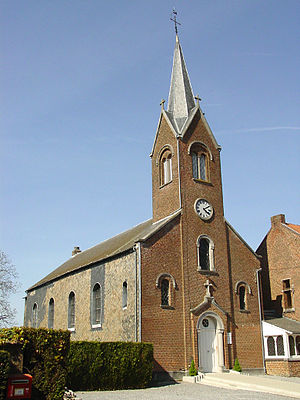 Tinlot - Church in Tinlot