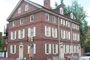 Dolley Todd House - The Dolley Todd House