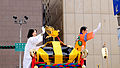 Tokihiro Nakamura, Governor of Ehime prefecture Carried on Mikoshi 20151101.jpg