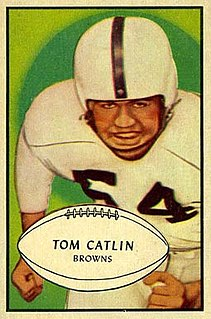 Tom Catlin American football coach