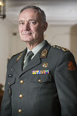 General Tom Middendorp