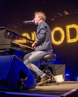 Tom Odell - Tom Odell, Zelt Musik Festival 2015 in Freiburg, Germany