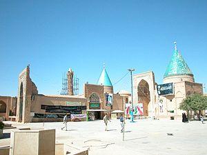 Tomb of Abû Yazid al-Bistami, Shahrood, Iran