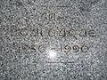 Tombe de Gilles Boulouque au cimetière de Belleville à Paris.JPG