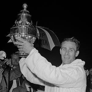 Tonny van Ede - van Ede in 1962