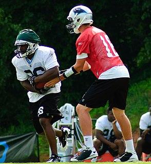 Tony Pike American football quarterback