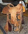 Tooled roping saddle.jpg