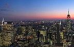 USA - Nowy Jork, Manhattan, Gniazdo Ptaka